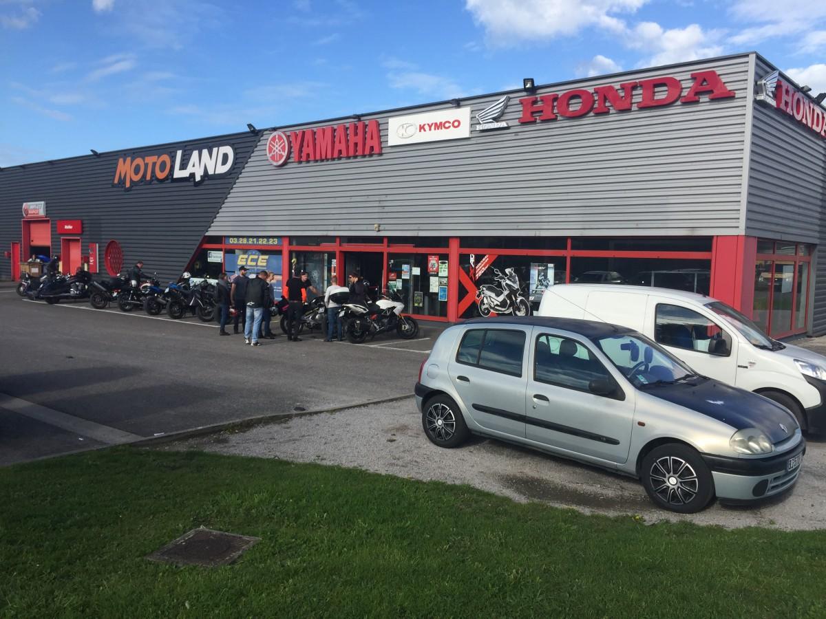 Motoland dunkerque concessionnaire yamaha dunkerque 59 - Garage occasion dunkerque ...